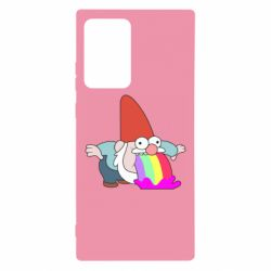 Чохол для Samsung Note 20 Ultra Gravity Falls, dwarf and rainbow