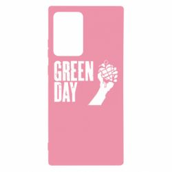 "Чохол для Samsung Note 20 Ultra Green Day "" American Idiot"