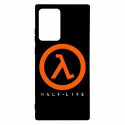 Чехол для Samsung Note 20 Ultra Half-life logotype