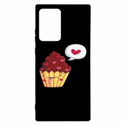 Чохол для Samsung Note 20 Ultra Happy cupcake