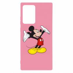 Чохол для Samsung Note 20 Ultra Happy Mickey Mouse