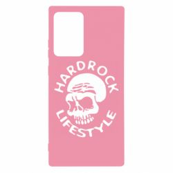 Чохол для Samsung Note 20 Ultra Hardrock lifestyle