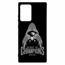 Чехол для Samsung Note 20 Ultra Heart of Champions