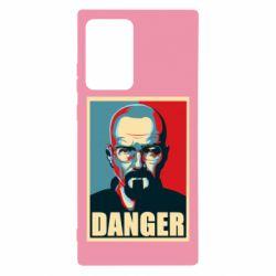 Чохол для Samsung Note 20 Ultra Heisenberg Danger