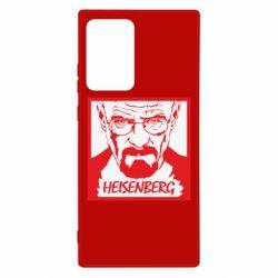 Чохол для Samsung Note 20 Ultra Heisenberg face