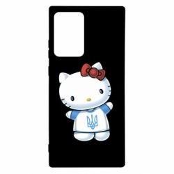 Чехол для Samsung Note 20 Ultra Hello Kitty UA