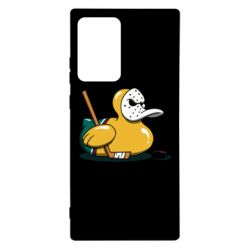 Чохол для Samsung Note 20 Ultra Hockey duck