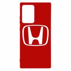 Чехол для Samsung Note 20 Ultra Honda Logo