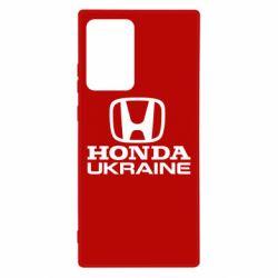 Чохол для Samsung Note 20 Ultra Honda Ukraine