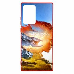Чехол для Samsung Note 20 Ultra Horizon Zero Dawn art
