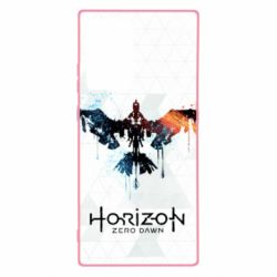 Чехол для Samsung Note 20 Ultra Horizon Zero Dawn low poly
