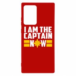 Чехол для Samsung Note 20 Ultra I am captain now