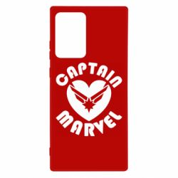 Чохол для Samsung Note 20 Ultra I love Captain Marvel