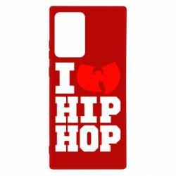 Чехол для Samsung Note 20 Ultra I love Hip-hop Wu-Tang