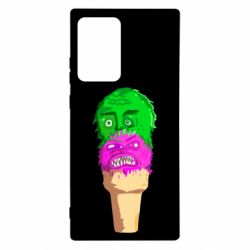 Чехол для Samsung Note 20 Ultra Ice cream with face
