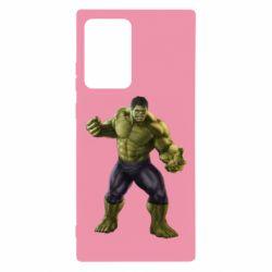 Чохол для Samsung Note 20 Ultra Incredible Hulk 2