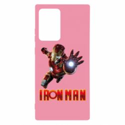 Чохол для Samsung Note 20 Ultra Iron Man 2