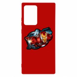 Чохол для Samsung Note 20 Ultra Iron Man and Avengers