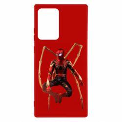 Чохол для Samsung Note 20 Ultra Iron man spider