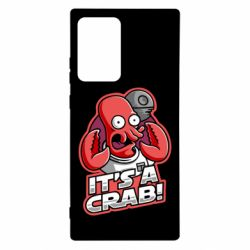 Чохол для Samsung Note 20 Ultra It's a crab!