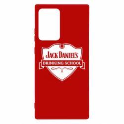 Чехол для Samsung Note 20 Ultra Jack Daniel's Drinkin School