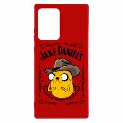 Чохол для Samsung Note 20 Ultra Jack Daniels Adventure Time