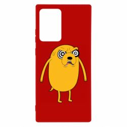 Чохол для Samsung Note 20 Ultra Jake from  Adventure Time