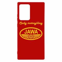 Чохол для Samsung Note 20 Ultra Java Cesky Motocyclovy