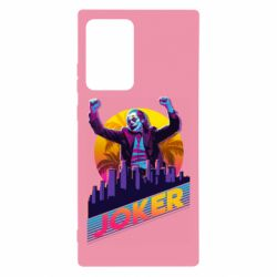 Чехол для Samsung Note 20 Ultra Joker neon