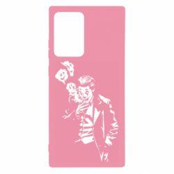 Чехол для Samsung Note 20 Ultra Joker smokes and smiles