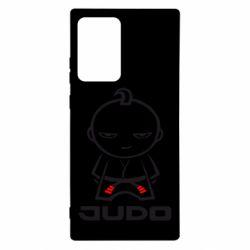 Чохол для Samsung Note 20 Ultra Judo Fighter