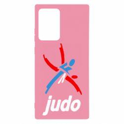 Чохол для Samsung Note 20 Ultra Judo Logo