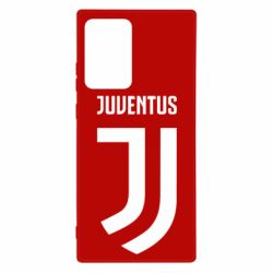Чехол для Samsung Note 20 Ultra Juventus Logo