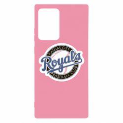 Чохол для Samsung Note 20 Ultra Kansas City Royals