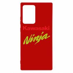 Чохол для Samsung Note 20 Ultra Kawasaki Ninja