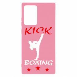 Чехол для Samsung Note 20 Ultra Kickboxing Fight