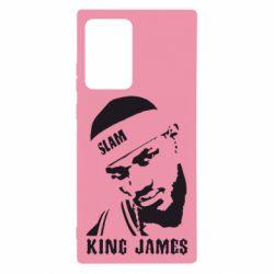 Чехол для Samsung Note 20 Ultra King James
