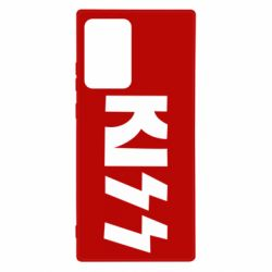 Чехол для Samsung Note 20 Ultra Kiss Logo