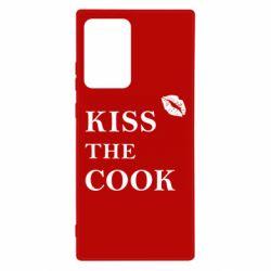 Чехол для Samsung Note 20 Ultra Kiss the cook