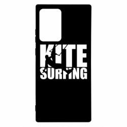 Чохол для Samsung Note 20 Ultra Kitesurfing