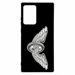 Чохол для Samsung Note 20 Ultra Колесо та крила