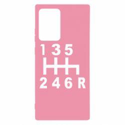Чехол для Samsung Note 20 Ultra Коробка передач