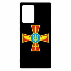 Чехол для Samsung Note 20 Ultra Крест з мечем та гербом