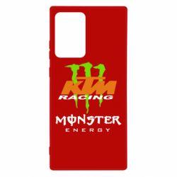 Чехол для Samsung Note 20 Ultra KTM Monster Enegry