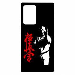 Чохол для Samsung Note 20 Ultra Kyokushin Kanku Master