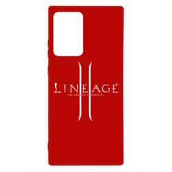 Чехол для Samsung Note 20 Ultra Lineage ll