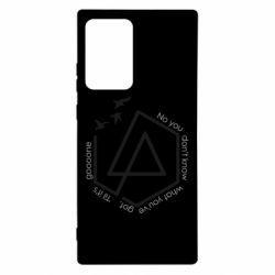 Чохол для Samsung Note 20 Ultra Linkin park Until It's Gone