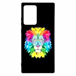 Чохол для Samsung Note 20 Ultra Lion vector