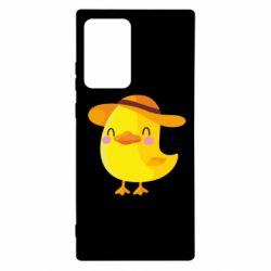 Чехол для Samsung Note 20 Ultra Little chicken