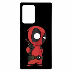 Чохол для Samsung Note 20 Ultra Little Deadpool